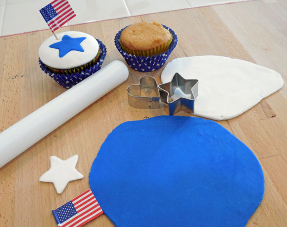 Simple Star Cupcakes YOU can make