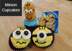 Minion Cupcakes – Two Simple Ideas
