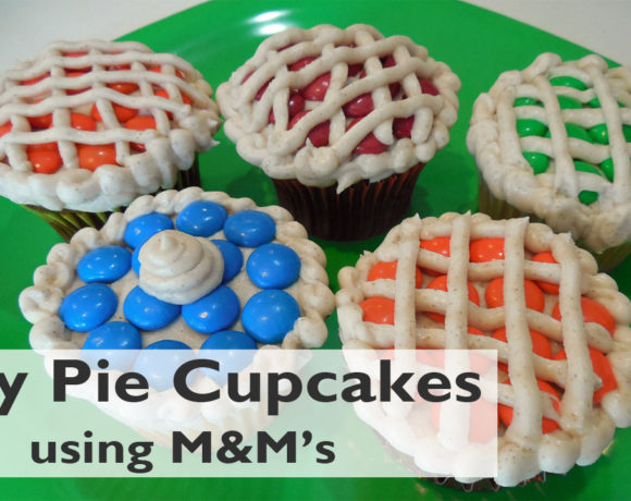 How to Make PIE Cupcakes