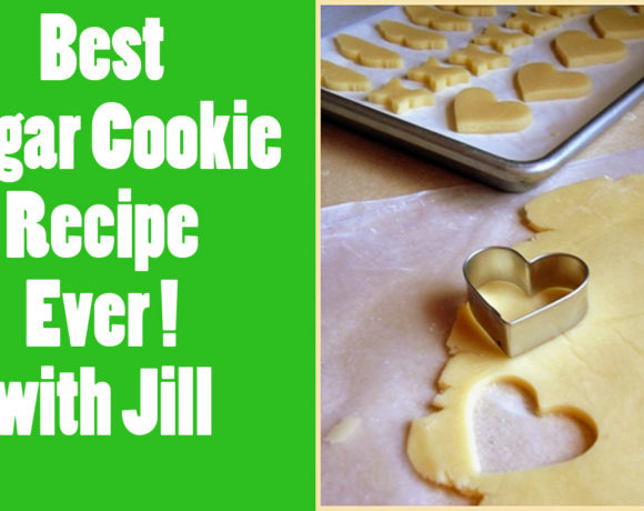 Best Sugar Cookie Recipe Ever!