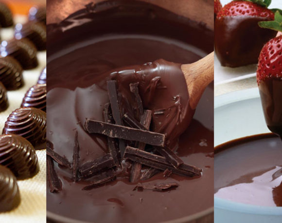 Temper Chocolate the Easy Way
