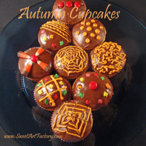 Thanksgiving isn't ONLY about Pie – Cupcake Ideas