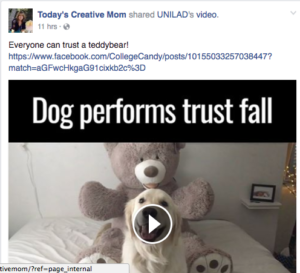 How to Link a Video to your Facebook Page
