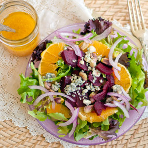 Orange Citrus Dressing