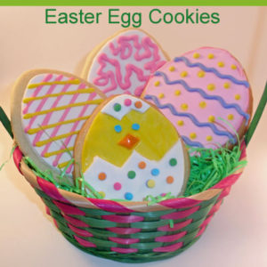 Make Sweet Spring Cookies for Easter
