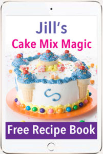 Jill's 20 Best Cake Mix Magic Recipe Book