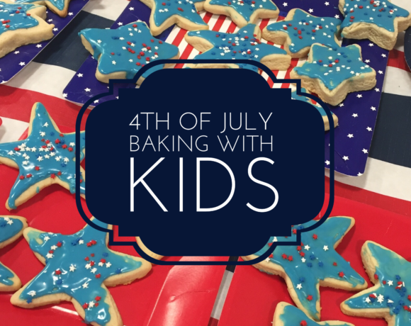 4th of July Baking Ideas with Kids