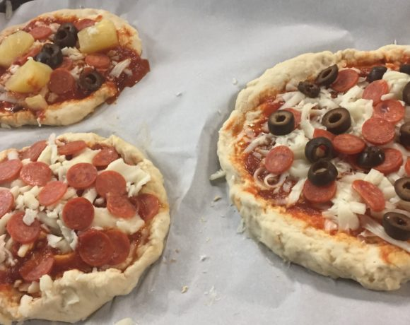 My Grandma's Pizza Dough Recipe
