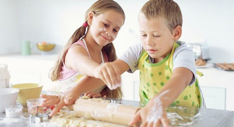 Kids Love to Cook Recipe Book