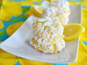 Five Lemon Inspired Recipes