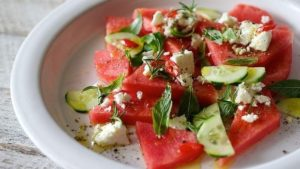 Five Watermelon Recipe Wonders