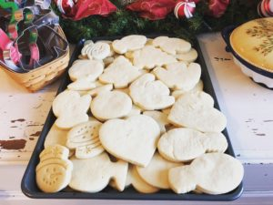 Jill's Sugar Cookie Recipe