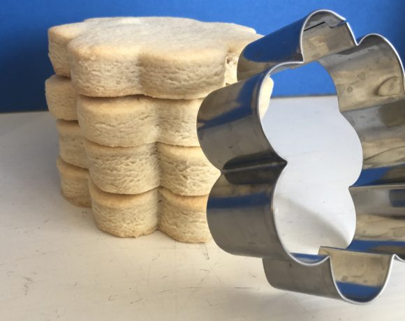 Perfect Sugar Cookies for Decorating