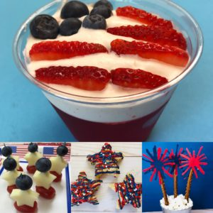 10 Patriotic July 4th Treats