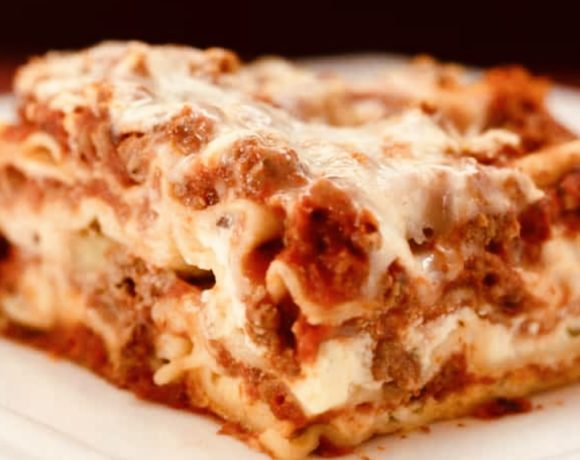 Easy to Make Lasagna